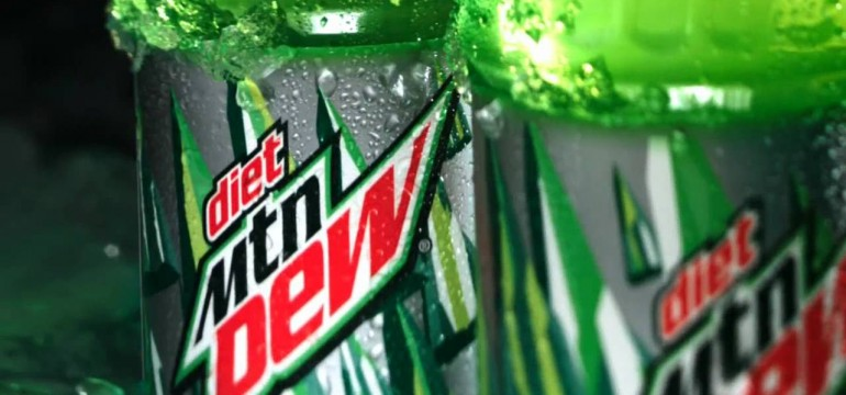 Voice of Diet Mountain Dew